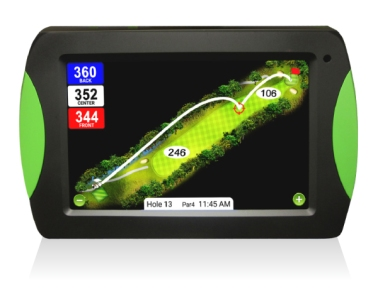 SENTINEL 10 Golf Cart Mounted In Cart Tracking GPS Systems